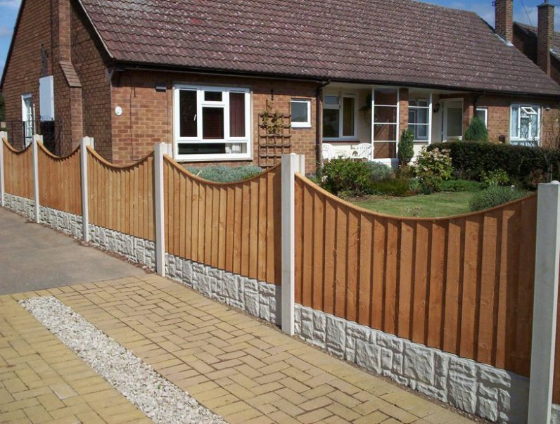 the best choice for fence panels in Liverpool