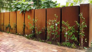 Secure fence panels from City Fencing
