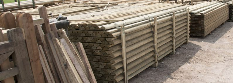A wide variety of fencing supplies in Liverpool