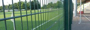 Examples of paladin fencing in Liverpool