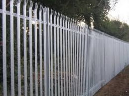 We have plenty of metal security fencing