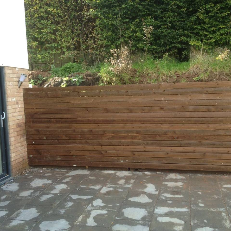 We supply the best fence panels in Liverpool