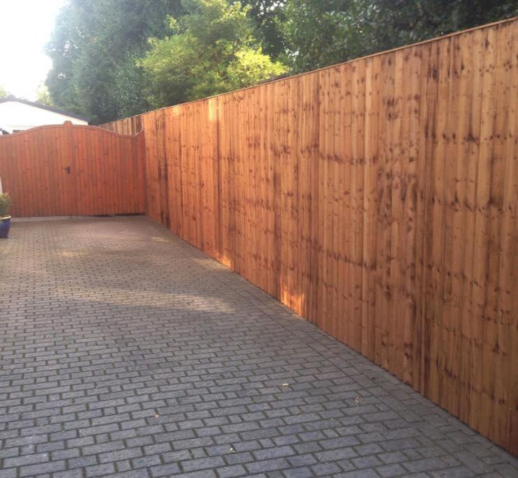 Perfect for fencing and gates in Liverpool