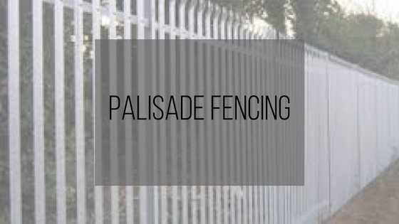 palisade fences in liverpool