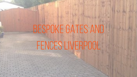 Bespoke Gates and Fences Liverpool