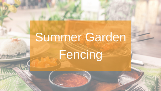 summer garden fencing liverpool