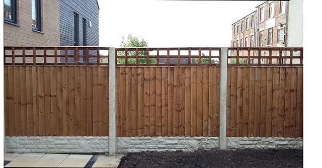 wooden fence panels liverpool