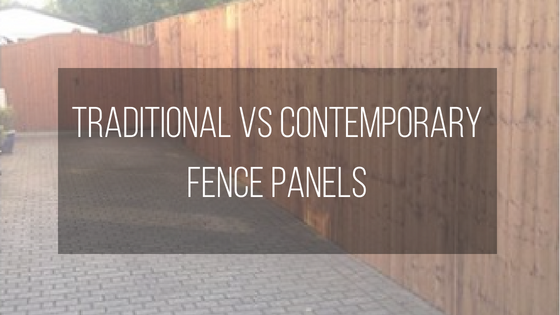 Traditional and contemporary fence panels Liverpool