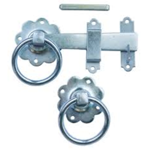 Ring Gate Latch Set