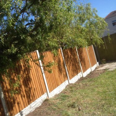 Domestic Fencing 1