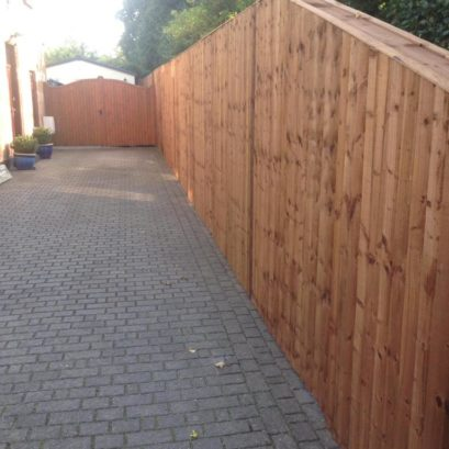 Domestic Fencing 4