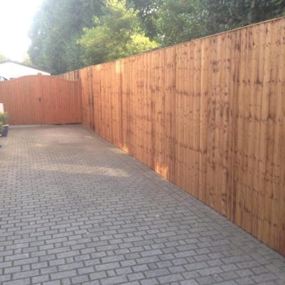 Domestic Fencing 5